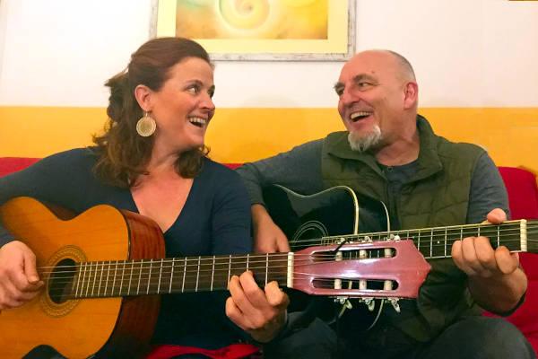 Duo-Programm mit Steffi Ringel